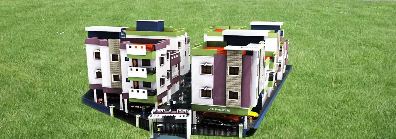 Adhiti Paradise in Chennai. New Residential Projects for Buy in Chennai hindustanproperty.com.