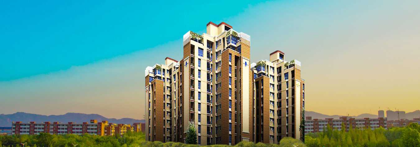 Smart residency in Delhi. New Residential Projects for Buy in Delhi hindustanproperty.com.