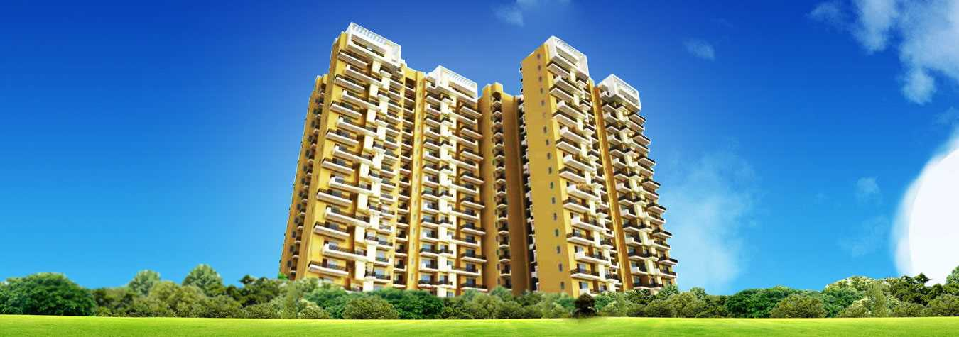 Exalter Green View in Delhi. New Residential Projects for Buy in Delhi hindustanproperty.com.