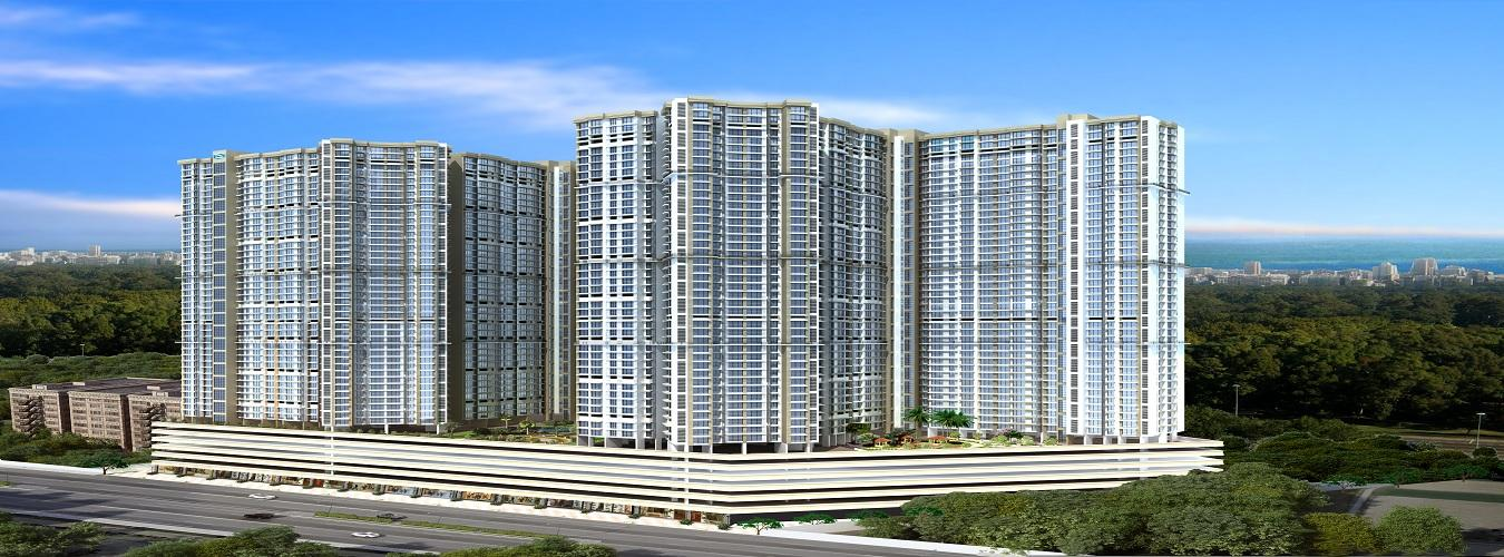 HDIL-Whispering-Towers in mulund