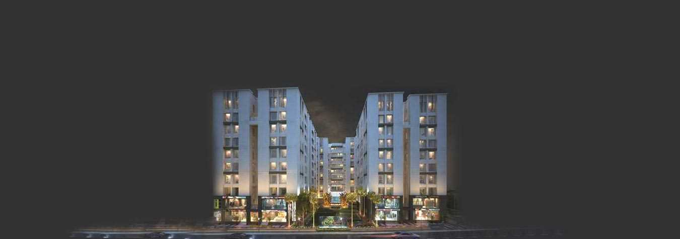 The Banyan Tree Sunland Residency in Rajarhat. New Residential Projects for Buy in Rajarhat hindustanproperty.com.