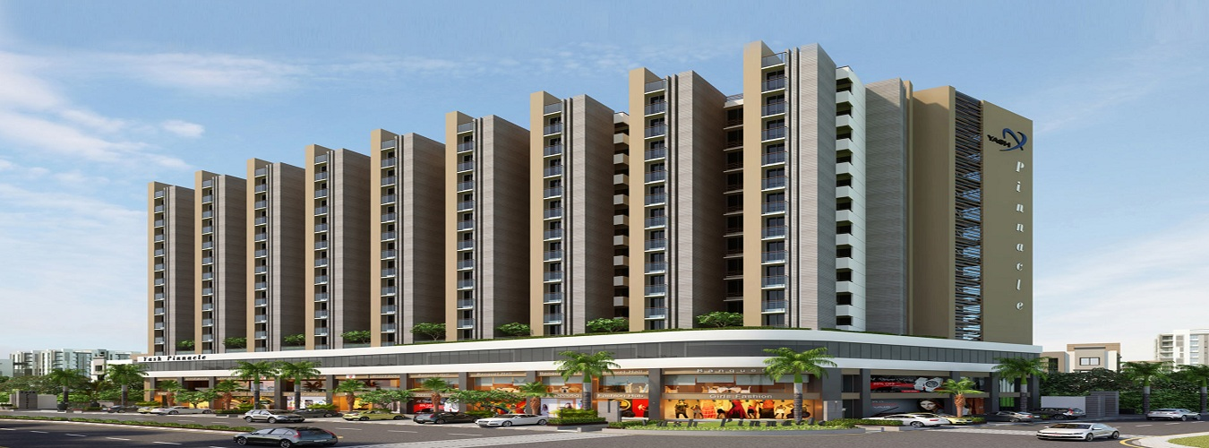 Yash Pinnacle in Paldi. New Residential Projects for Buy in Paldi hindustanproperty.com.