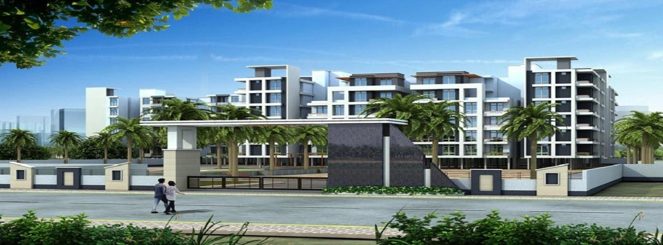 Classic Swastika City in Vijay Nagar. New Residential Projects for Buy in Vijay Nagar hindustanproperty.com.