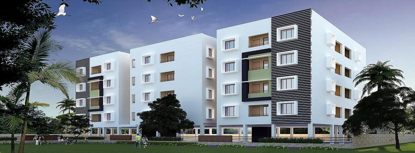 Surekha The Emerald in Laxmisagar. New Residential Projects for Buy in Laxmisagar hindustanproperty.com.