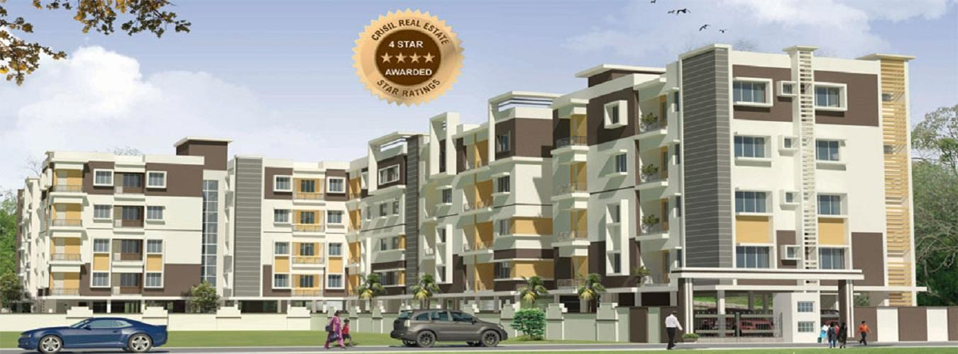 Raj Manohar Residency in Patia. New Residential Projects for Buy in Patia hindustanproperty.com.