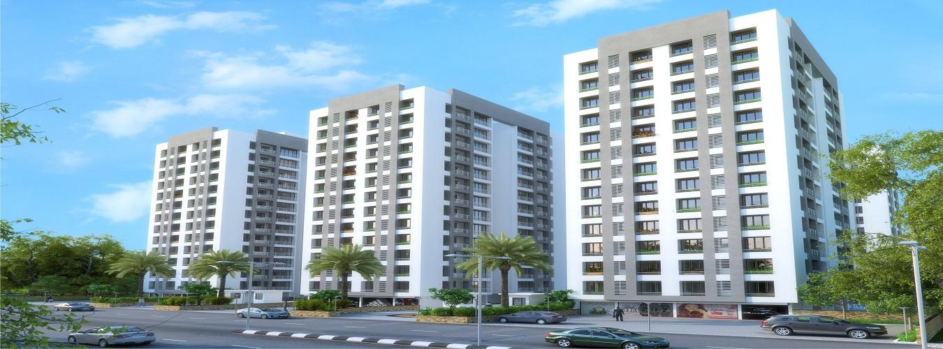Aakash Group Echo Point in Bhimrad. New Residential Projects for Buy in Bhimrad hindustanproperty.com.