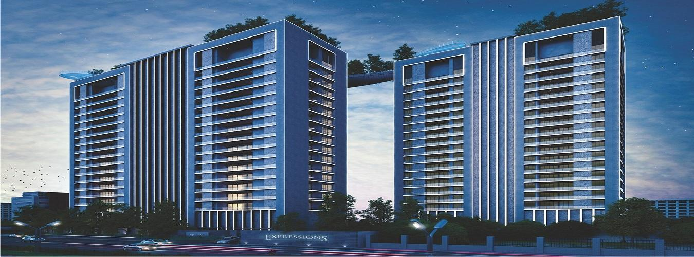 Aakash Expressions in VIP Road. New Residential Projects for Buy in VIP Road hindustanproperty.com.