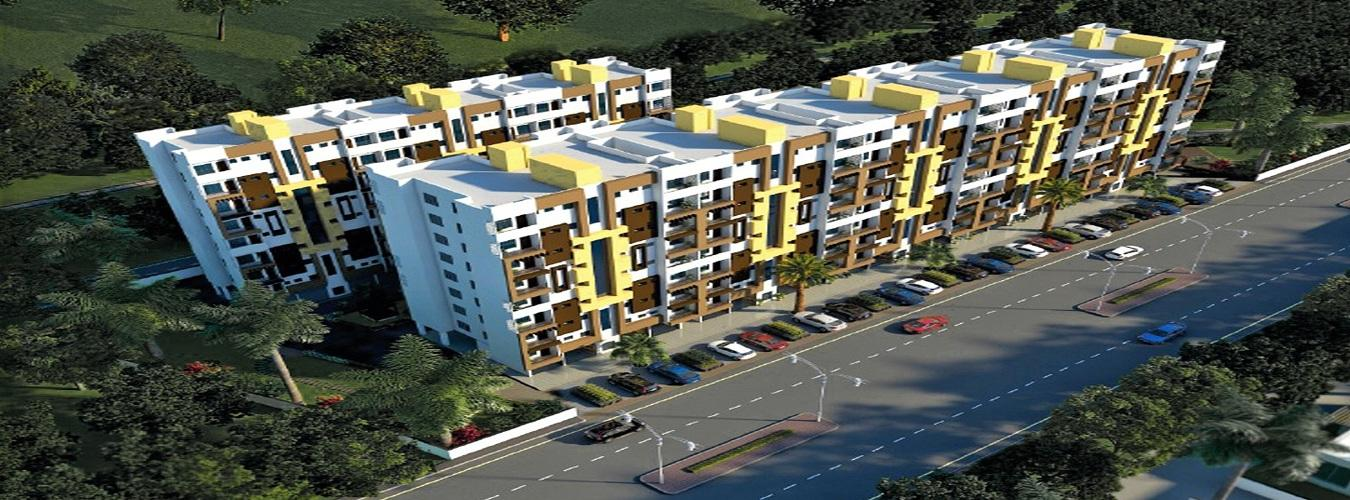Himanshu Wings in Mandideep. New Residential Projects for Buy in Mandideep hindustanproperty.com.