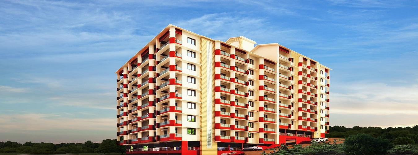 Nanu Estates Sapana HEIGHTS in Panjim. New Residential Projects for Buy in Panjim hindustanproperty.com.