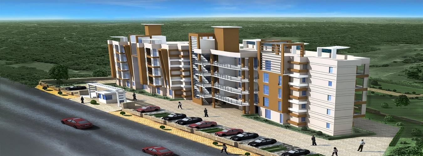 Manglam Kanak Residency in Shivdaspura. New Residential Projects for Buy in Shivdaspura hindustanproperty.com.