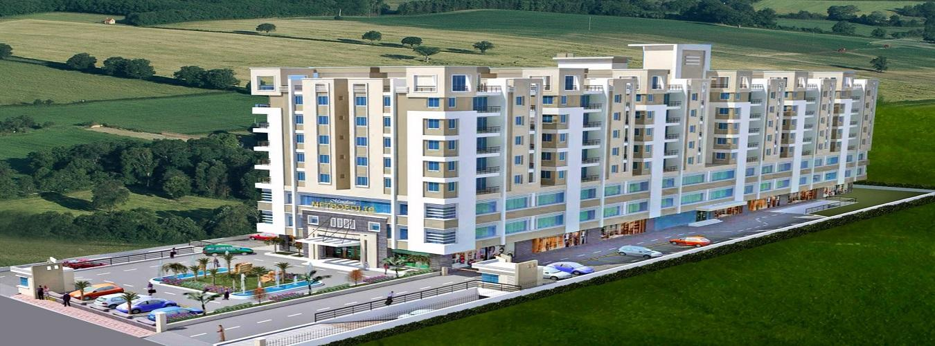 Manglams Metropolis in Jaipur. New Residential Projects for Buy in Jaipur hindustanproperty.com.