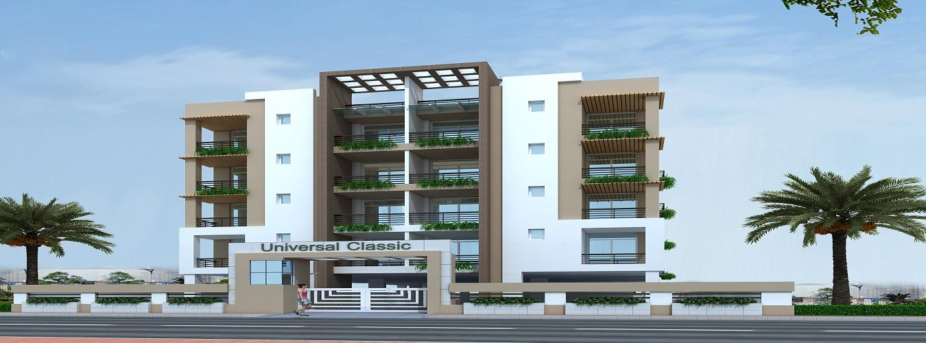 Universal Classic in Jagdeo Path. New Residential Projects for Buy in Jagdeo Path hindustanproperty.com.