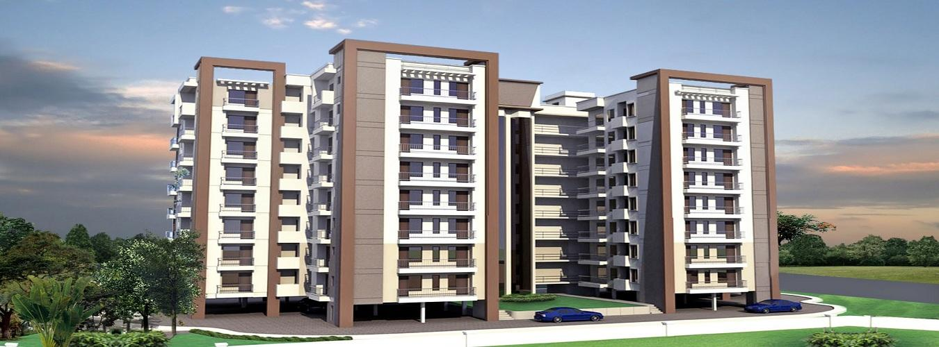 Chandak Imperial Court in Khyora. New Residential Projects for Buy in Khyora hindustanproperty.com.