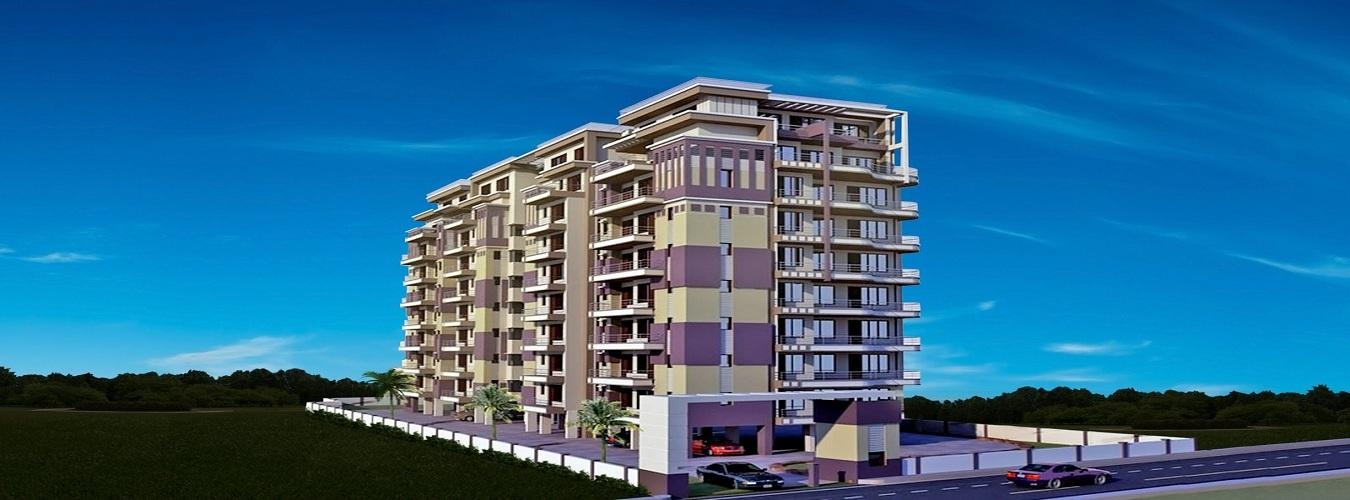 Chandak Imperial Galaxy in Swaroop Nagar. New Residential Projects for Buy in Swaroop Nagar hindustanproperty.com.