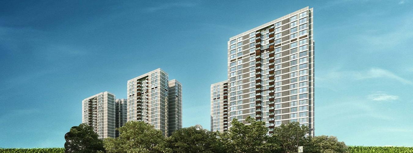 Rustomjee Seasons in Bandra East. New Residential Projects for Buy in Bandra East hindustanproperty.com.