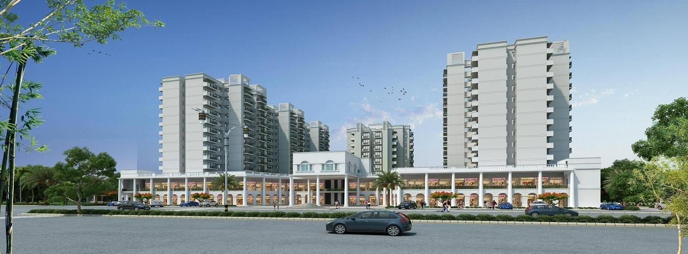 Andour Heights in Sector-71. New Residential Projects for Buy in Sector-71 hindustanproperty.com.