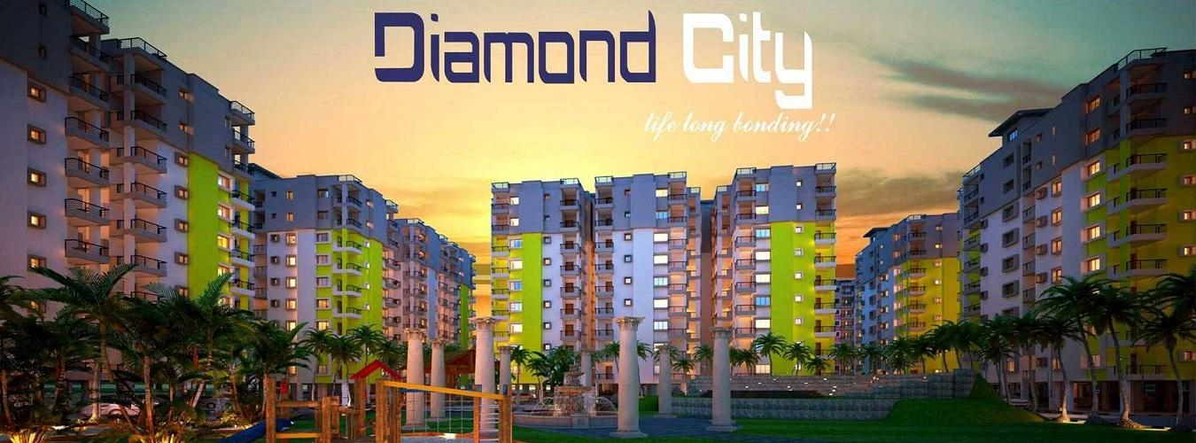 Diamond City in Ranchi. New Residential Projects for Buy in Ranchi hindustanproperty.com.