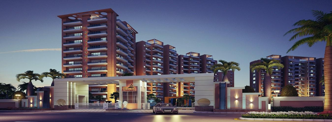 Resizone Elanza in Khel Gaon. New Residential Projects for Buy in Khel Gaon hindustanproperty.com.