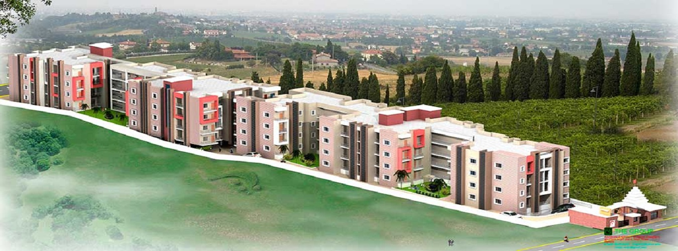 Singh Engicon Crystal Vally in Alkapuri. New Residential Projects for Buy in Alkapuri hindustanproperty.com.