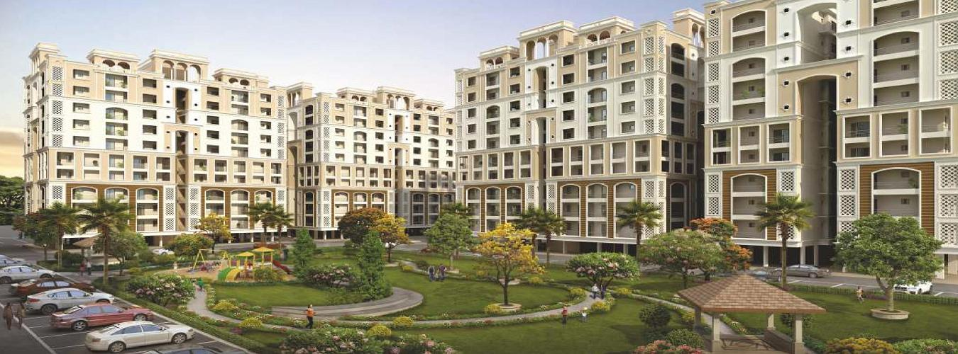 Aishwarya Empire in Avanti Vihar. New Residential Projects for Buy in Avanti Vihar hindustanproperty.com.