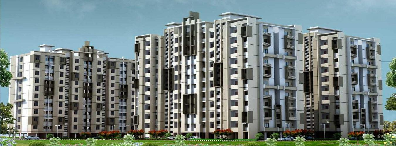 Singhania Harshit Landmark in Tatibandh. New Residential Projects for Buy in Tatibandh hindustanproperty.com.