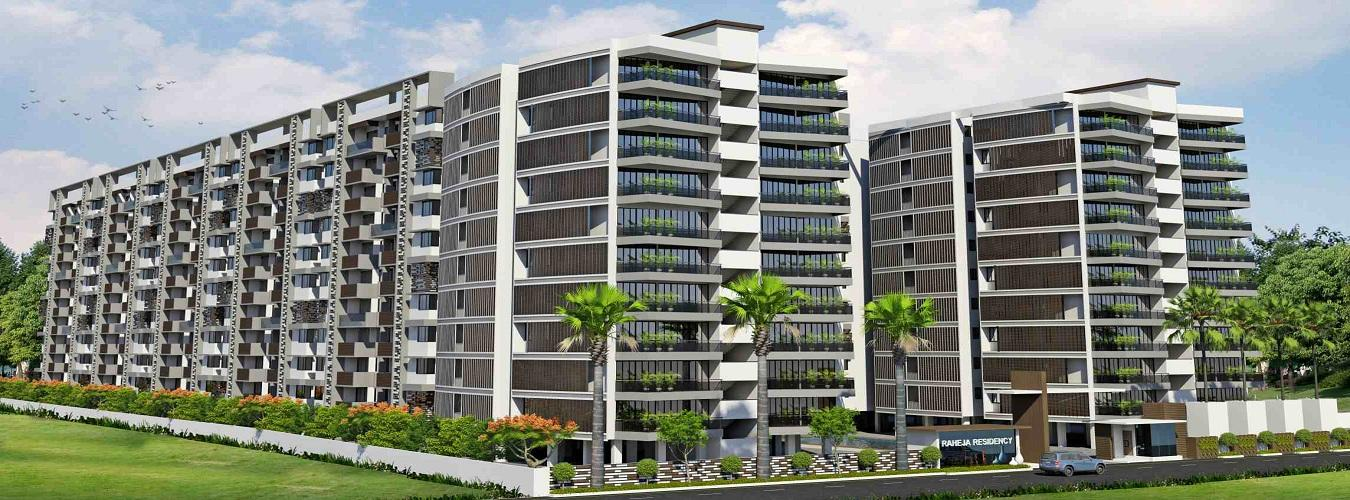 raheja residency, raheja group