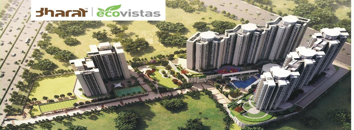 Bharat Ecovistas in Shilphata. New Residential Projects for Buy in Shilphata hindustanproperty.com.