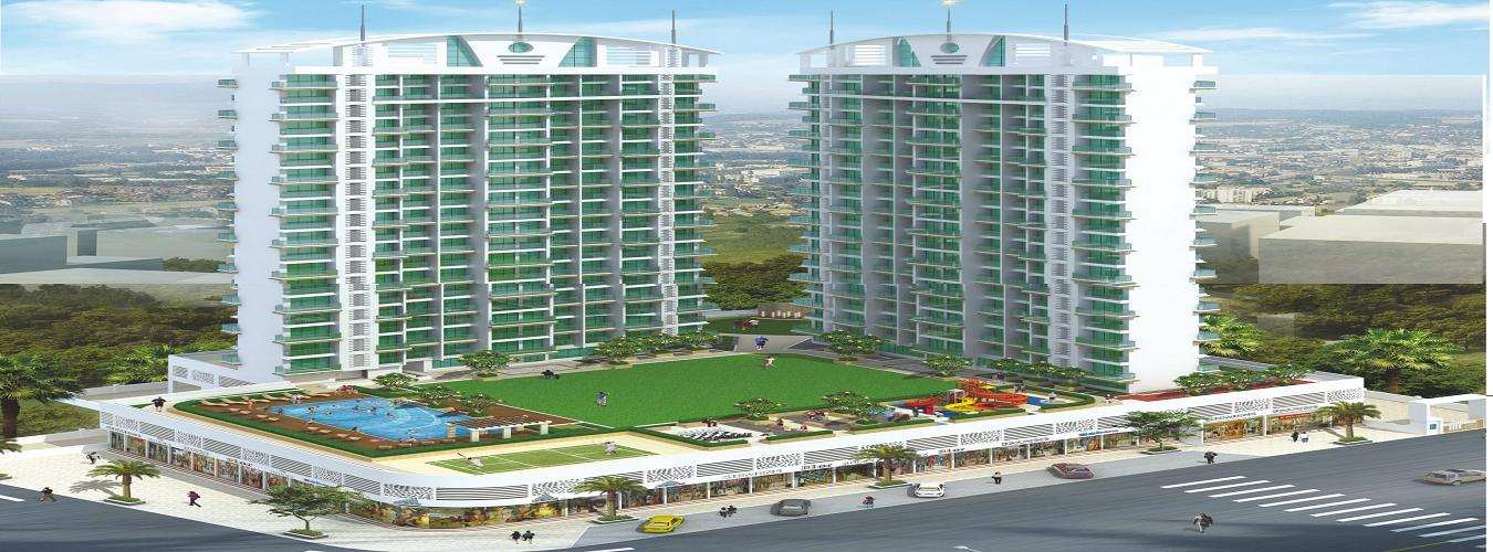 Greenwoods in Kharghar. New Residential Projects for Buy in Kharghar hindustanproperty.com.