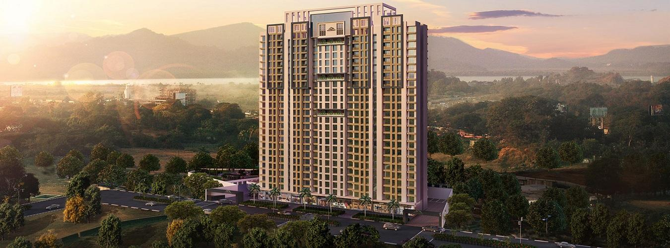 Vihangs Vermont in Thane West. New Residential Projects for Buy in Thane West hindustanproperty.com.