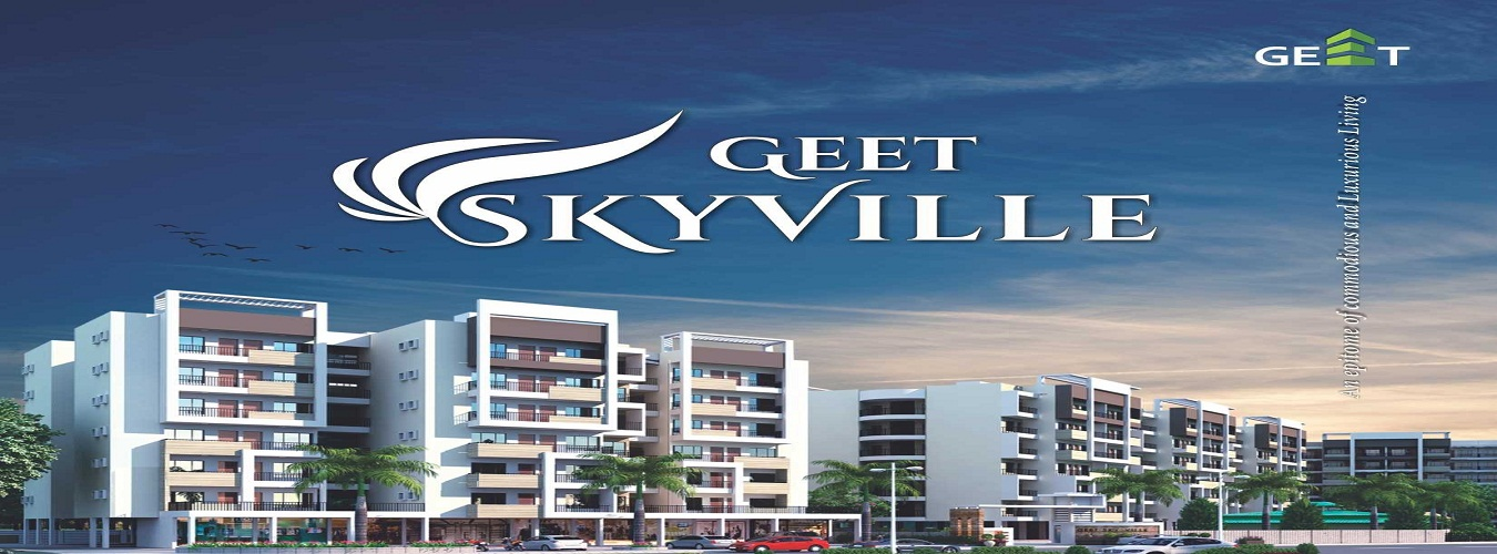 Geet Skyville in Ayodhya Bypass Road. New Residential Projects for Buy in Ayodhya Bypass Road hindustanproperty.com.