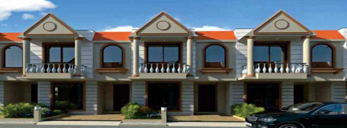 London Villas in Super Corridor. New Residential Projects for Buy in Super Corridor hindustanproperty.com.