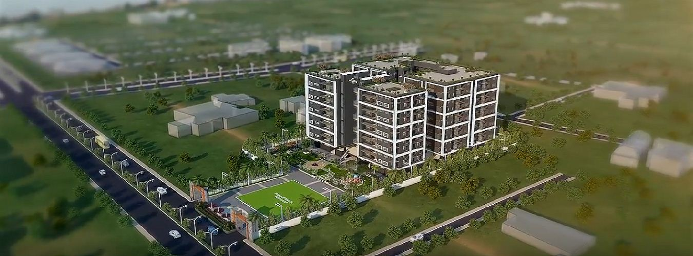Shivneri Sahil Empire in Bicholi Road. New Residential Projects for Buy in Bicholi Road hindustanproperty.com.