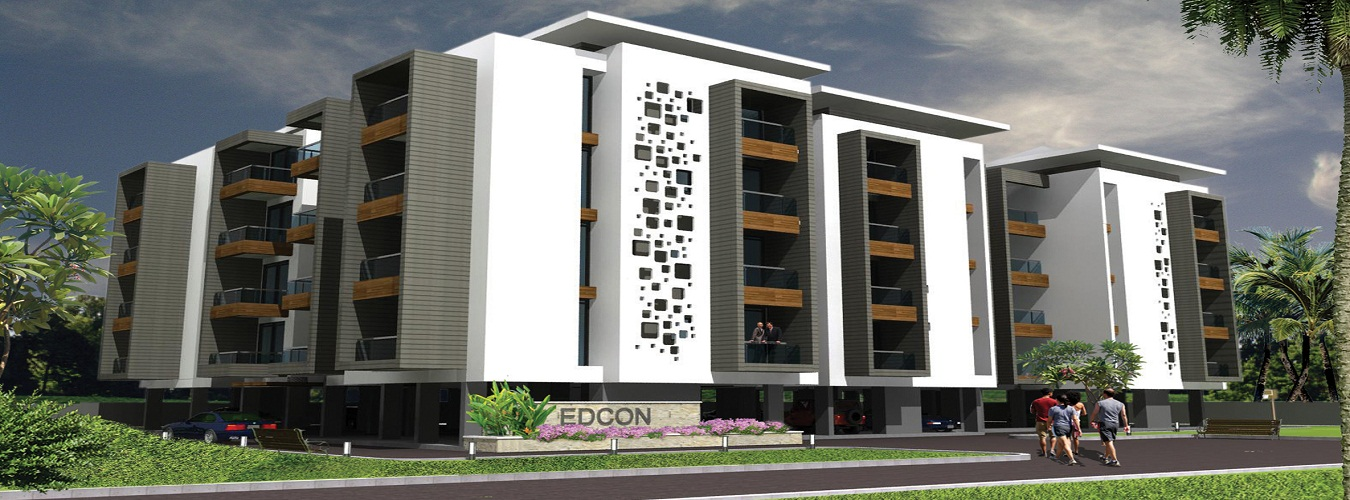 Edcon Greenfields in Merces. New Residential Projects for Buy in Merces hindustanproperty.com.