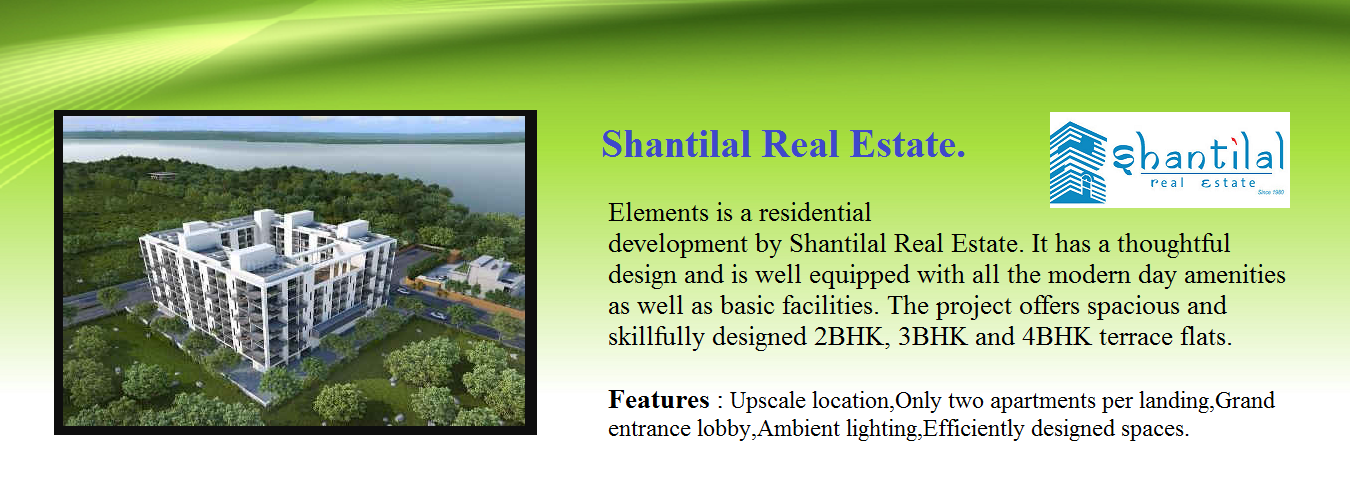 Elements by Shantilal in Chicalim. New Residential Projects for Buy in Chicalim hindustanproperty.com.