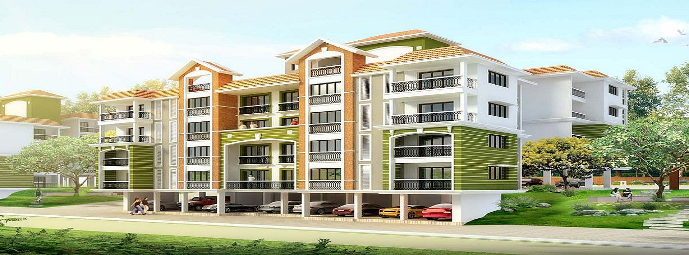 Devashri Greens in Porvorim. New Residential Projects for Buy in Porvorim hindustanproperty.com.