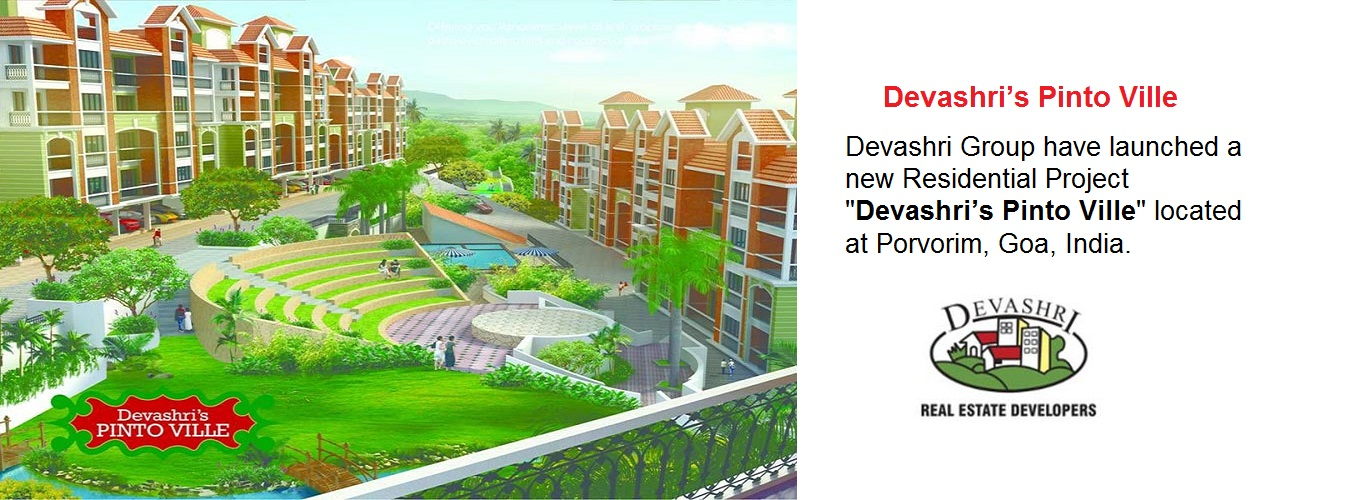 Devashris Pinto Ville in Porvorim. New Residential Projects for Buy in Porvorim hindustanproperty.com.