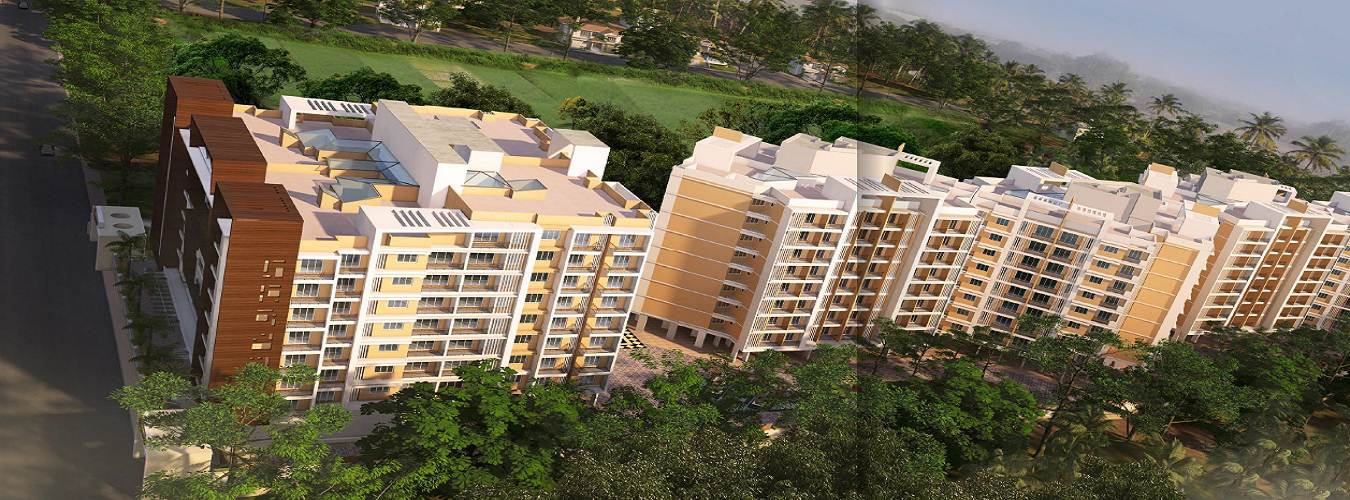 Tridentia Panache in Margao. New Residential Projects for Buy in Margao hindustanproperty.com.