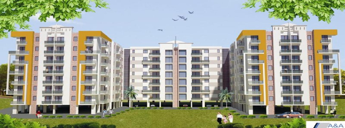 Central Park in Purana Kanpur. New Residential Projects for Buy in Purana Kanpur hindustanproperty.com.