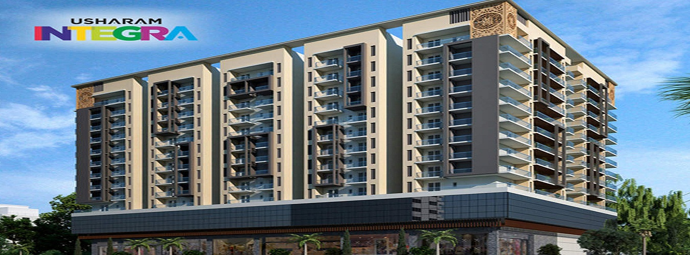 Usharam Integra in Toli Chowki. New Residential Projects for Buy in Toli Chowki hindustanproperty.com.