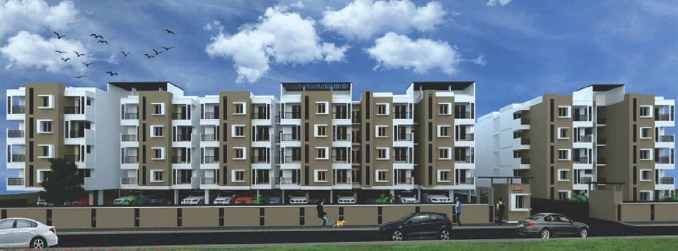Sowparnika Tharangini in Sarjapur Road. New Residential Projects for Buy in Sarjapur Road hindustanproperty.com.