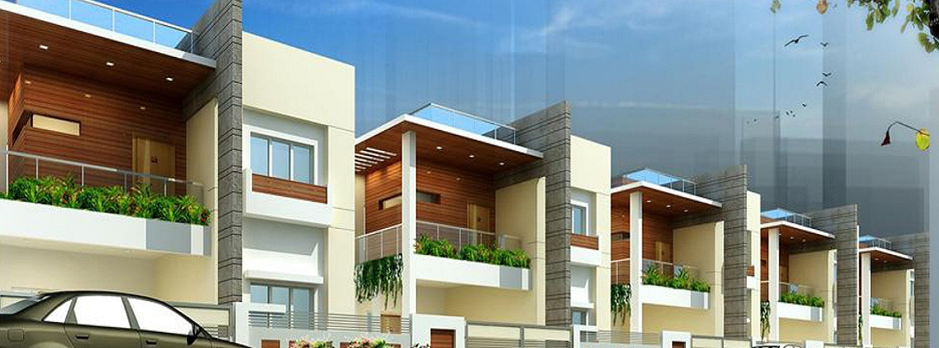 SRJ Lakshmi Elite Villas in Sainikpuri. New Residential Projects for Buy in Sainikpuri hindustanproperty.com.