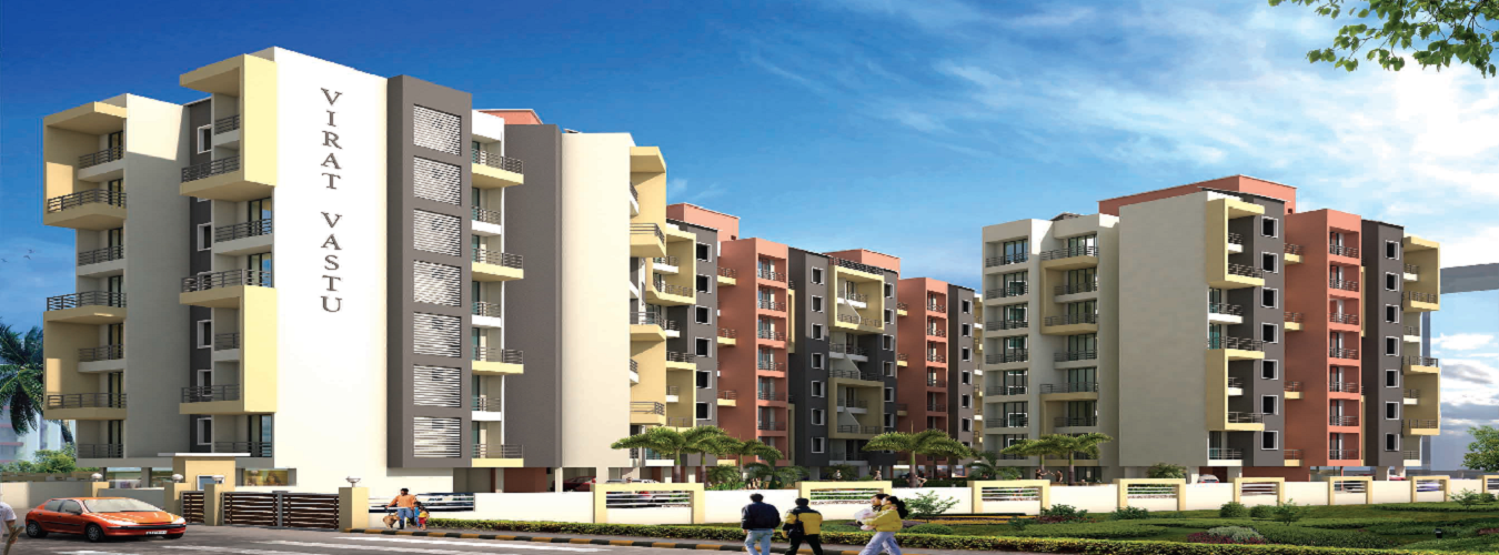 Virat Vastu in Ambivali Shahapur. New Residential Projects for Buy in Ambivali Shahapur hindustanproperty.com.