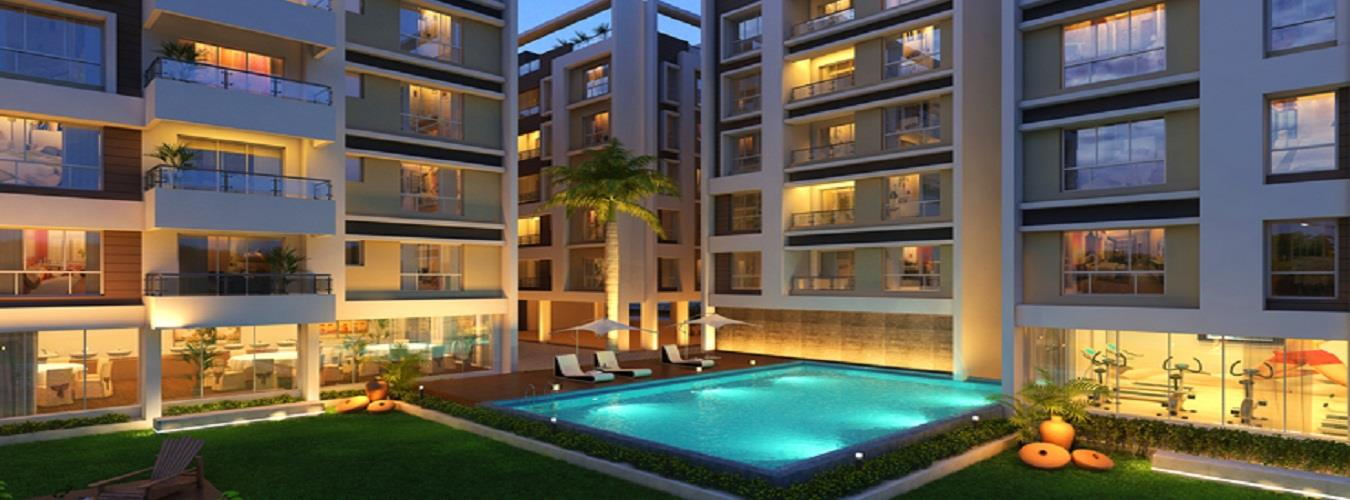 Bally Lake County in Howrah. New Residential Projects for Buy in Howrah hindustanproperty.com.