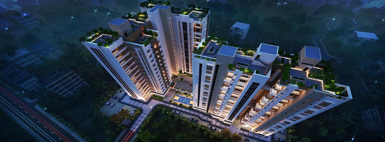 Jalan NVR Pride in Diamond Harbour Road. New Residential Projects for Buy in Diamond Harbour Road hindustanproperty.com.
