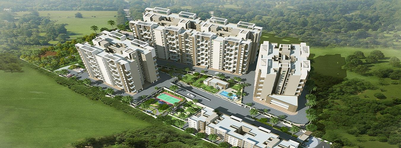 Spring Valley in Alandi Road. New Residential Projects for Buy in Alandi Road hindustanproperty.com.