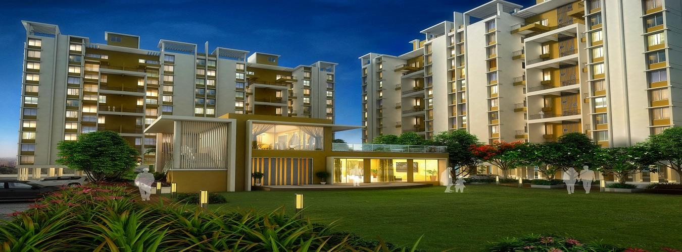 Atria Grande in Undri. New Residential Projects for Buy in Undri hindustanproperty.com.
