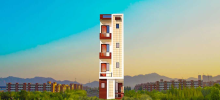 Gagan Homes - III in Delhi. New Residential Projects for Buy in Delhi hindustanproperty.com.