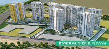 L and T Emerald Isle in Powai. New Residential Projects for Buy in Powai hindustanproperty.com.