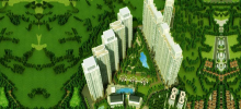 DLF Park Place in Delhi. New Residential Projects for Buy in Delhi hindustanproperty.com.