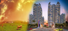 Antriksh Urban Greek in L-Zone. New Residential Projects for Buy in L-Zone hindustanproperty.com.